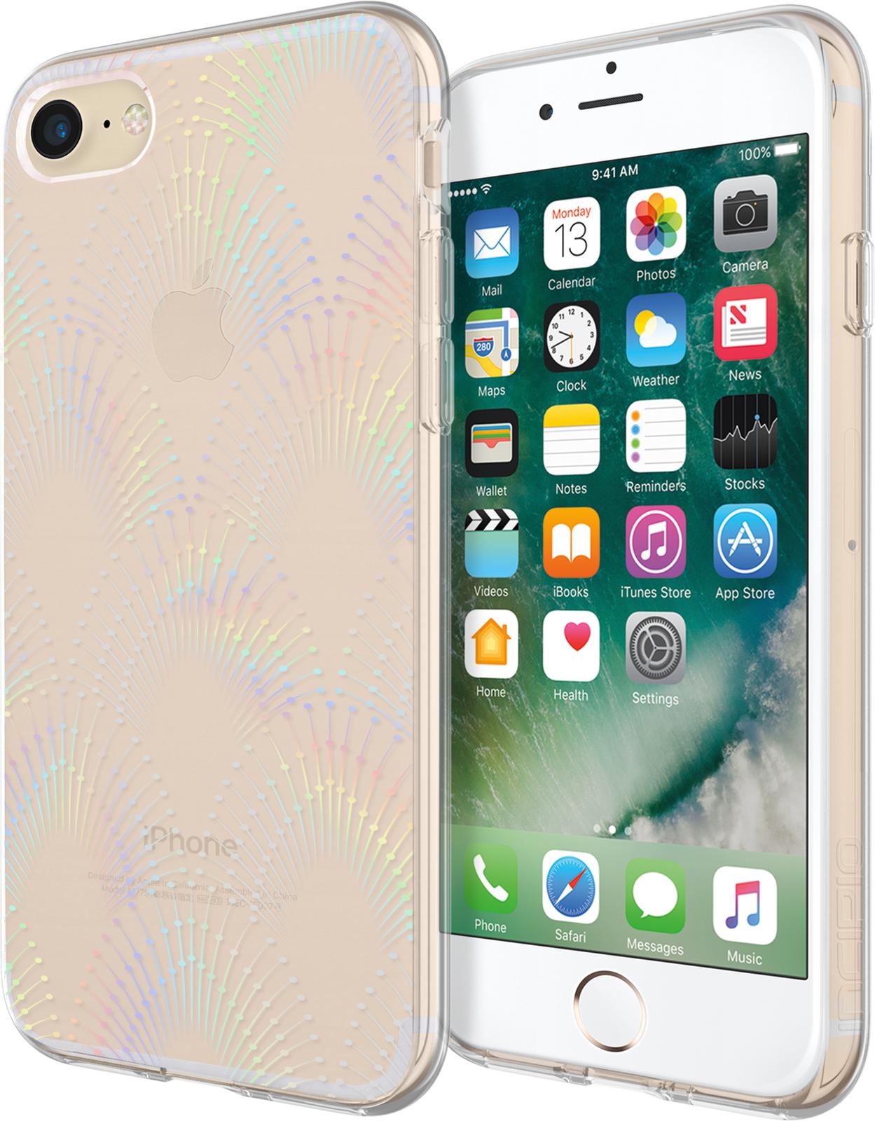 Incipio Design Series iPhone 7 Hollographic Deco IPH-1483-HDC - eet01