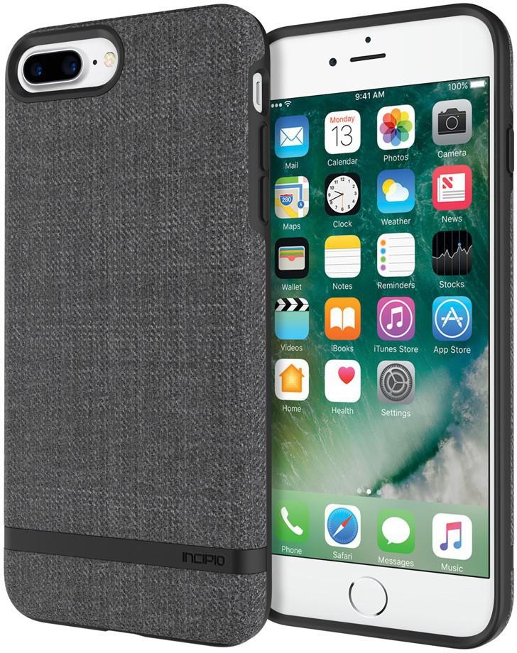 Incipio Esquire Serie iPhone 8/7 Plus Grey IPH-1511-CGY - eet01