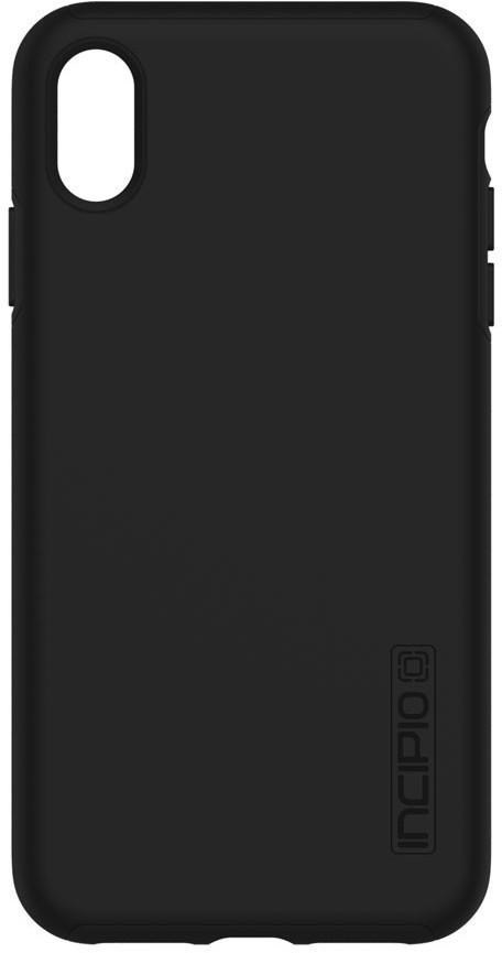 Incipio DualPro for iPhone XS Max Black. (2018) IPH-1757-BLK - eet01