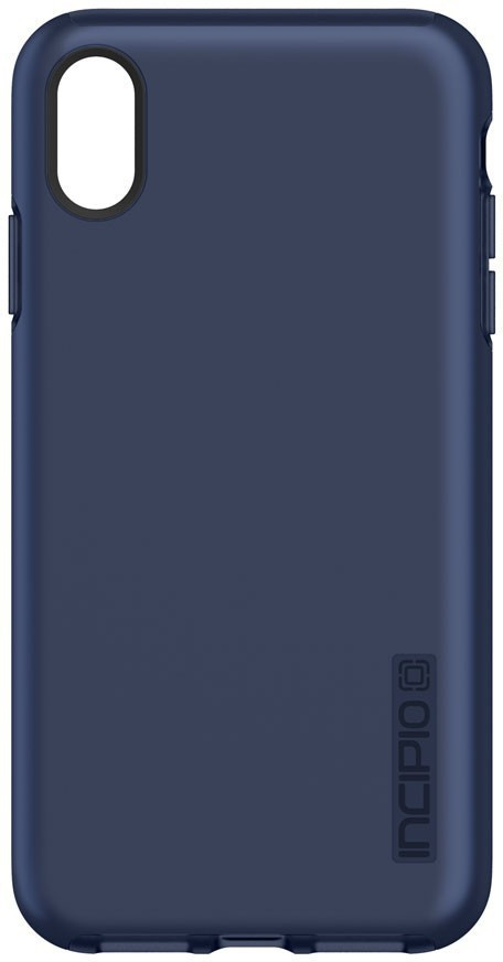 Incipio DualPro for iPhone XS Max Midnight Blue. (2018) IPH-1757-MDNT - eet01