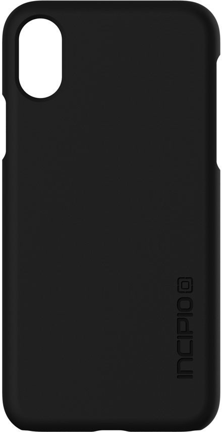 Incipio Feather for iPhone X/XS Black IPH-1781-BLK - eet01