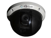 IQeye Alliance-pro H.264 WDR 3 MP Interior Day/Night Vandal Dome IQA33WI-A3 - eet01