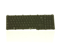 Toshiba Keyboard (ENGLISH) Black  K000110250 - eet01
