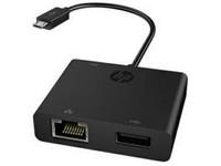HP Inc. Micro USB to USB Ethernet Adap **Refurbished** K1V16AA-RFB - eet01