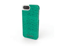 Kensington Vesto Leather Texture Case IPhone 5, Teal K39626WW - eet01