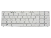 KB.I170G.283 Packard Bell Keyboard (ENGLISH) White - eet01