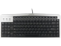 Evoluent Mouse Friendly Keyboard QWERTY left-handed KB1 - eet01