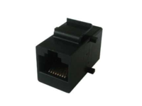MicroConnect UTP Cat6. In-Line Coupler RJ45 - RJ45 Slim Style KEYSTONE-8 - eet01