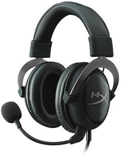 Kingston HyperX Cloud II Gaming Headset Gun Metal KHX-HSCP-GM - eet01
