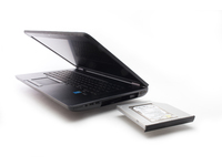 MicroStorage 2nd Hdd Caddy HP Zbook 15/17 Series includes Bezel KIT354 - eet01
