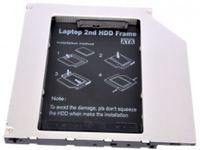 "MicroStorage 2:nd bay HDKit 9.0mm For 7mm SATA2,5"" hdd or SSD KIT378 - eet01"