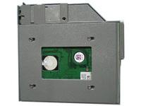 "MicroStorage 2:nd bay HD Kit SATA Dell 2.5"" SATA drives KIT844 - eet01"