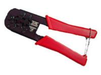 "KON021 MicroConnect Modular plug Crimps 7.3""185mm Strips & cuts Tools - eet01"
