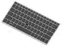 HP Inc. Keyboard (EURO) W. Backlight / Privacy L15500-B31 - eet01
