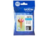 Brother LC3213C Cyan - 400 pages DCPJ772DW / DCPJ774DW LC3213C - eet01