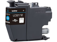 Brother LC3217C cyan  LC3217C - eet01