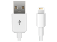 MicroConnect Lightning Cable MFI 0,5m 8Pin Lightning - USB A Male LIGHTNING0.5 - eet01