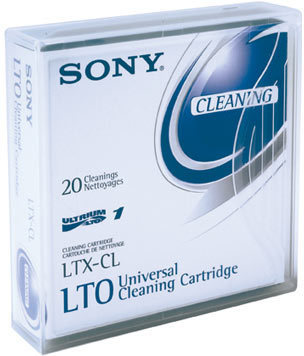Sony LTO ULTRIUM CLEANING CARTRIDGE  LTXCLN - eet01