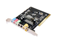 M-170 ST Labs PCI SOUNDCARD 7.1 CHANNEL  - eet01