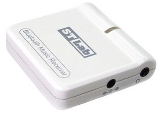 ST Labs Bluetooth Music Receiver W/ Power Adapter M-510 - eet01