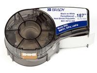 Brady Black on White 2,1m x 8,51mm Shrinking M21-187-C-342 - eet01