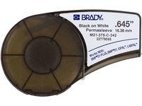Brady Black on White 2,1m x 16,38mm Shrinking M21-375-C-342 - eet01