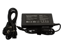 MBA1138 MicroBattery AC Adapter for Toshiba 15V 6A 90W Plug: 6.3*3.0 - eet01