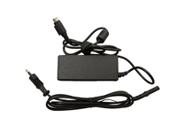 MBA1213 MicroBattery AC Adapter 12V 1,25A, 10,1*9,1 ** incl. power cord ** - eet01