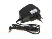 MBA1223 MicroBattery AC Adapter 5V 3Ah, 5,5*2,5mm ** incl. power cord ** - eet01
