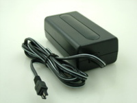 MicroBattery 8.4V 1.5A L200/L200B Charger for Sony Camcorder MBA50133 - eet01