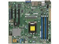 Supermicro X11 UP, Xeon E3-1200 v5 6th gen. Core i3 processors MBD-X11SSH-F-O - eet01