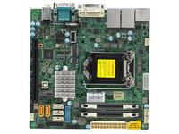 Supermicro X11 UP, 6th gen. Core i7/i5/i3 Pentium and Celeron processors MBD-X11SSV-Q-O - eet01