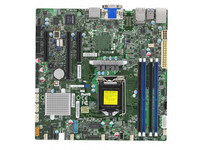 Supermicro Motherboard X11SSZ-F Single socket H4 (LGA 1151) MBD-X11SSZ-F-O - eet01