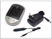 MBDAC1073 MicroBattery Charger Base+Charger+Plate+ Input Plug, Input: 100-240AC - eet01