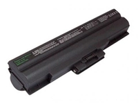 MicroBattery 9 Cell Li-Ion 10.8V 7.8Ah 84wh Laptop Battery for Sony MBI2139 - eet01