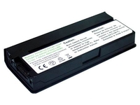 MicroBattery 6 Cell Li-Ion 7.2V 7.8Ah 56wh Laptop Battery for Fujitsu MBI2194 - eet01