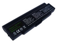 MicroBattery 9 Cell Li-Ion 11.1V 7.8Ah 73wh Laptop Battery for Sony MBI2256 - eet01