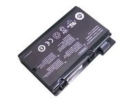 MBI2307 MicroBattery Laptop Battery for Fujitsu 6 Cell Li-Ion 10.8v 4.4Ah 47wh - eet01