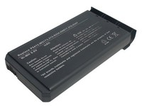 MicroBattery 4 Cell Ni-Mh 9.6V 4.5Ah 43wh Laptop Battery for DELL MBI50113 - eet01