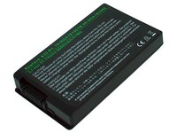 MicroBattery 6 Cell Li-Ion 11.1V 5.2Ah 58wh Laptop Battery for Asus MBI50476 - eet01
