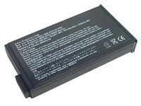 MBI50837 MicroBattery Laptop Battery for HP 8 Cell Li-Ion 14.4V 4.4Ah 63wh - eet01