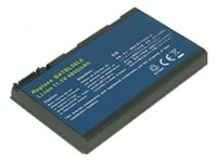 MicroBattery 6 Cell Li-Ion 11.1V 4.1Ah 46wh Laptop Battery for Acer MBI51006 - eet01