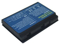 MBI51735 MicroBattery 8 Cell Li-Ion 14.8V 4.8Ah 71wh Laptop Battery for Acer - eet01