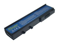MicroBattery 6 Cell Li-Ion 11.1V 4.1Ah 46wh Laptop Battery for Acer MBI51753 - eet01