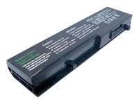 MicroBattery 6 Cell Li-Ion 11.1V 5.2Ah 58wh Laptop Battery for DELL MBI53320 - eet01