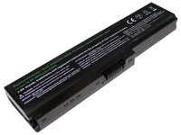 MicroBattery 6 Cell Li-Ion 10.8V 4.4Ah 48wh Laptop Battery for Toshiba MBI53653 - eet01