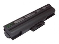 MicroBattery 9Cell Li-Ion 10.8V 7.8Ah 84wh Laptop Battery for Sony MBI54021 - eet01