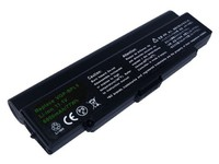 MicroBattery 9 Cell Li-Ion 11.1V 7.8Ah 87wh Laptop Battery for Sony MBI54052 - eet01