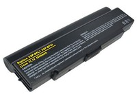MBI54155 MicroBattery 12Cell Li-Ion 11.1V 7.8Ah 87wh Laptop Battery for Sony - eet01