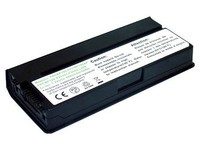 MicroBattery 8 Cell Li-Ion 7.2V 7.8Ah 56wh Laptop Battery for Fujitsu MBI54341 - eet01